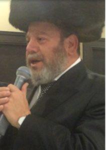 Elokhai Neshama Chazan Mordechai (Motti) Fixler